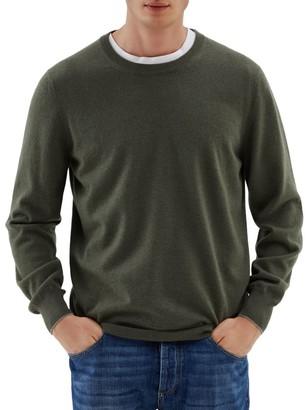Brunello Cucinelli Cashmere Crew Sweater