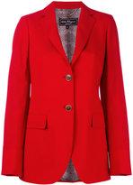 Salvatore Ferragamo classic blazer - women - Silk/Wool - 40