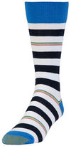 Gold Toe Goldtoe Generation G Basic Mix Striped Crew Socks