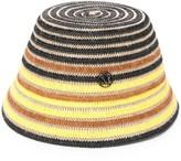 Maison Michel Souna bucket hat
