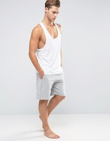 Calvin Klein One Jersey Lounge Shorts In Regular Fit