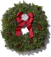 L.L. Bean Christmas Ornament Wreath
