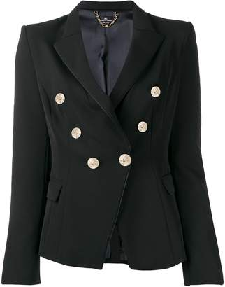 Elisabetta Franchi double-breasted tailored blazer