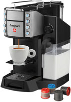 Cuisinart Illy by Buona Tazza EM-600 Super Automatic Single Serve Espresso, Caffe Latte, Cappuccino Machine