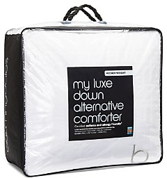 Bloomingdale's My Luxe Asthma & Allergy Friendly Medium Weight Down Alternative Comforter, Full/Queen - 100% Exclusive