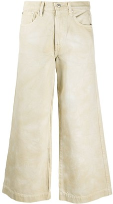 Nanushka Wide-Leg Jeans