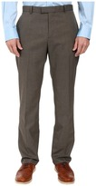 Perry Ellis Regular Fit Pattern Twill Dress Pants