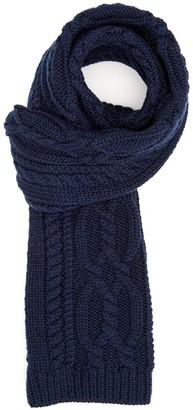 Aquatalia Cable Knit Scarf