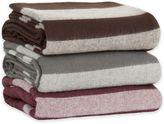 Nottingham Home Merino Wool Blend Blanket