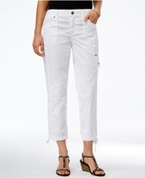 Style&Co. Style & Co Cropped Slim-Fit Pants, Only at Macy's