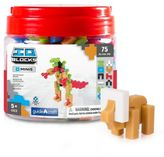 Guidecraft IO Blocks Minis 75-Piece Set