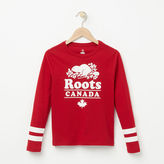 Roots Girls Holiday Sport T-shirt