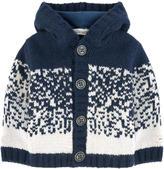 Jean Bourget Fleece-lined hoodie