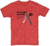 I Dethrone Occam's Razor A Parsimonious Shave Every Time! Printing T Shirt Custom Tee