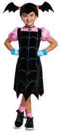 BuySeasons Vampirina Classic Toddler Little and Big Girls Costume