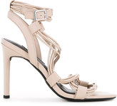 Senso Tamika sandals - women - Synthetic Resin/Kid Leather - 35