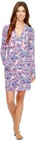 Lilly Pulitzer UPF 50+ Rylie Cover-Up Dress Women's Swimwear