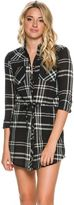 Element Madly Plaid Dress