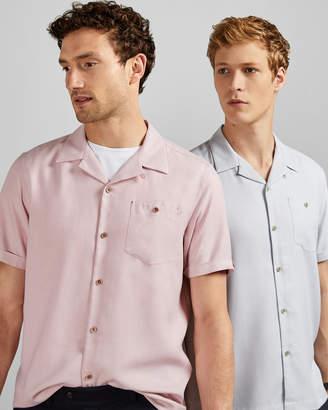Ted Baker BOBBY Revere collared shirt