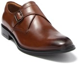 Kenneth Cole New York Tully Leather Monk Strap Oxford