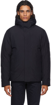 Norse Projects Navy Down Gore-Tex Fyn Jacket