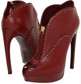Alexander McQueen 301306WAMW 6002 (Light Oxblood) - Footwear