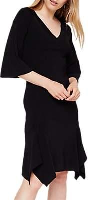 Damsel in a Dress Kristyn Knit Dress, Black