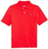 Vineyard Vines Boys' Classic Pique Polo Shirt