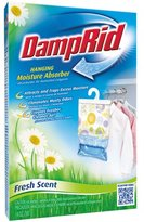 DampRid Hanging Moisture Absorber Fresh Scent - 4(14 oz/397g) Packs
