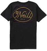 O'Neill Pops Short-Sleeve Crewneck Pocket Graphic Tee