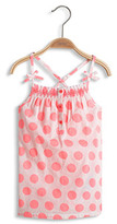 Esprit OUTLET polka dot print dress