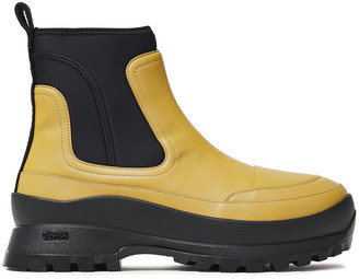 Stella McCartney Utility Faux Leather Ankle Boots