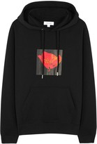 Soulland Bun Black Cotton Sweatshirt