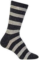 Ralph Lauren Angora Rugby Rib Boot Socks