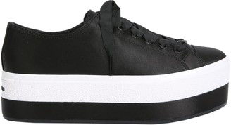MICHAEL Michael Kors Satin Ronnie Sneakers