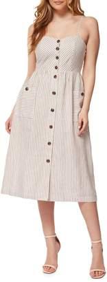 Dex Sleeveless A-Line Dress