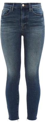 Frame Ali High-rise Skinny Jeans - Blue