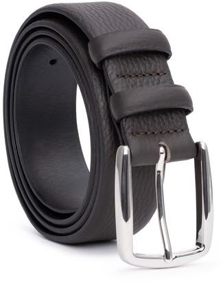 Dalgado Handmade Leather Belt Brown Olivier