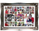 The Wonderwall Print Company Daddy and Me Personalised Photo Montage