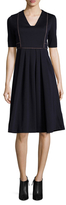 Paul & Joe Sister Eleganza Cotton Fit And Flare Dress