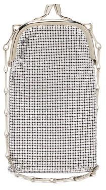 Paco Rabanne Pixel 1969 Mini Chainmail Shoulder Bag - Womens - Silver