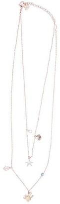 Swarovski Lucky Goddess:Necklace Wings Lmul/Gos