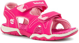 Timberland Girls' Adventure Seeker 2-Strap Sandal Infant/Toddler