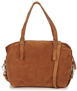 Petite Mendigote LITTLE IMANE women's Shoulder Bag in Brown