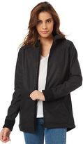 Rip Curl New Women's Womens Alive Wool Poloar Fleece Jacket Wool Black