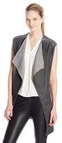 Nic+Zoe Women's Laquered Mist Vest