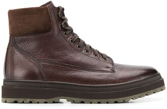 Henderson Baracco Lace-Up Boots