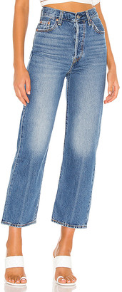 Levi's Ribcage Straight Ankle. - size 24 (also