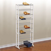 Lynk 30-Pair Shoe Rack