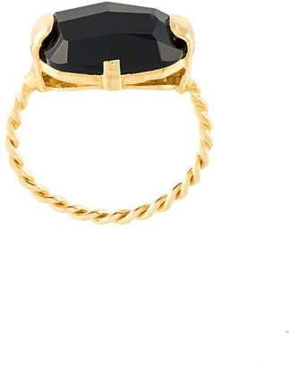 Wouters & Hendrix My Favourite onyx ring